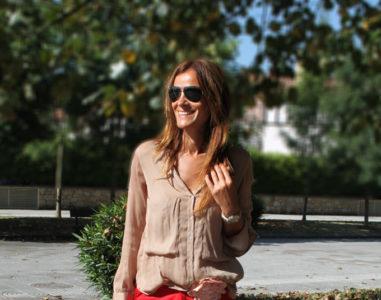Shorts Rojos ….