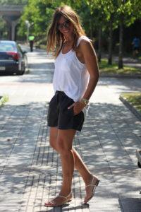 Shorts Cuero …