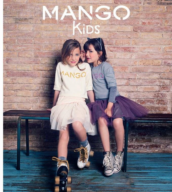 New Colección Mango Kids