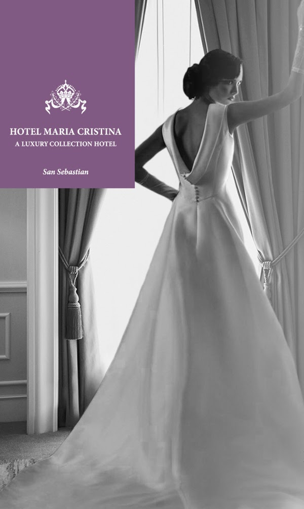 Hotel Maria Cristina , Escuestiondestilo blog , Aires de Boda , Noventa Grados