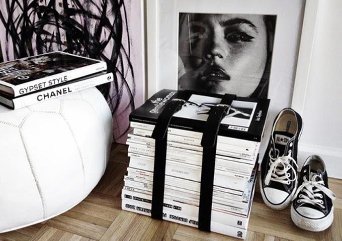 Converse , Chanel , Libros , escuestiondestilo , Lucía Díez