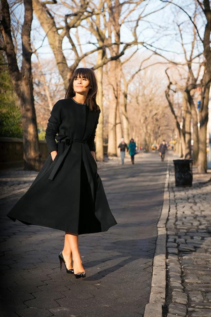 Miroslava Dumas , it Girl , escuestiondestilo , Lucía Díez