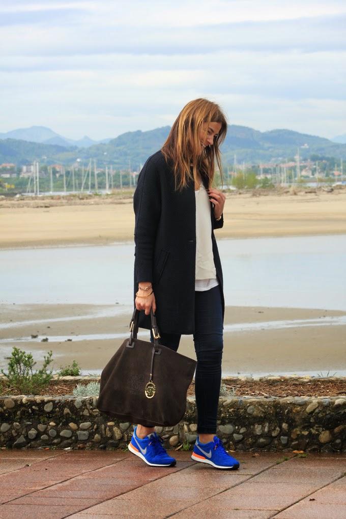 Runner ,nike , es cuestion de estilo , Lucía Díez , lotusse ,outfits