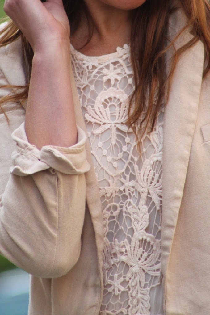 vestido gasa , Lotusse , Sandalias Isabel Marant