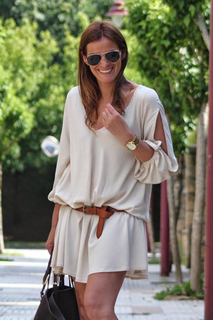 Vestido ,verano , Lucía Díez , es cuestion de estilo