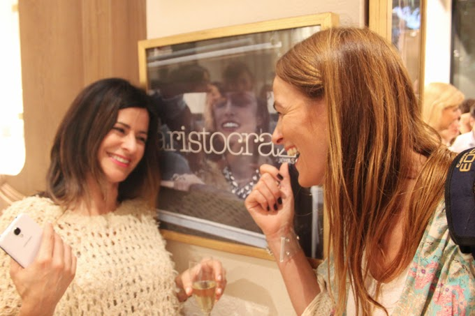 Aristocrazy, San Sebastian, Donostia, Inauguración , Collage vintage, es cuestión de estilo , Lucia Diez