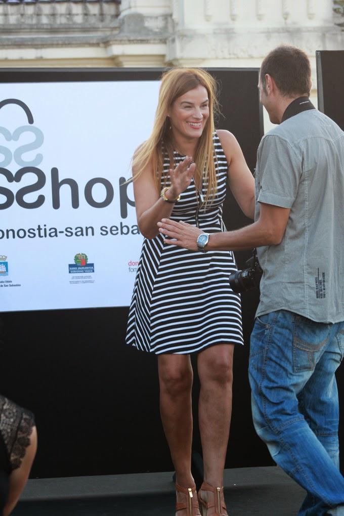 SShops, Donostia , Reconocimiento , Madrina , comercios , Lucía Díez, estilo , es cuestion de estilo , street style,Michael Kors ,