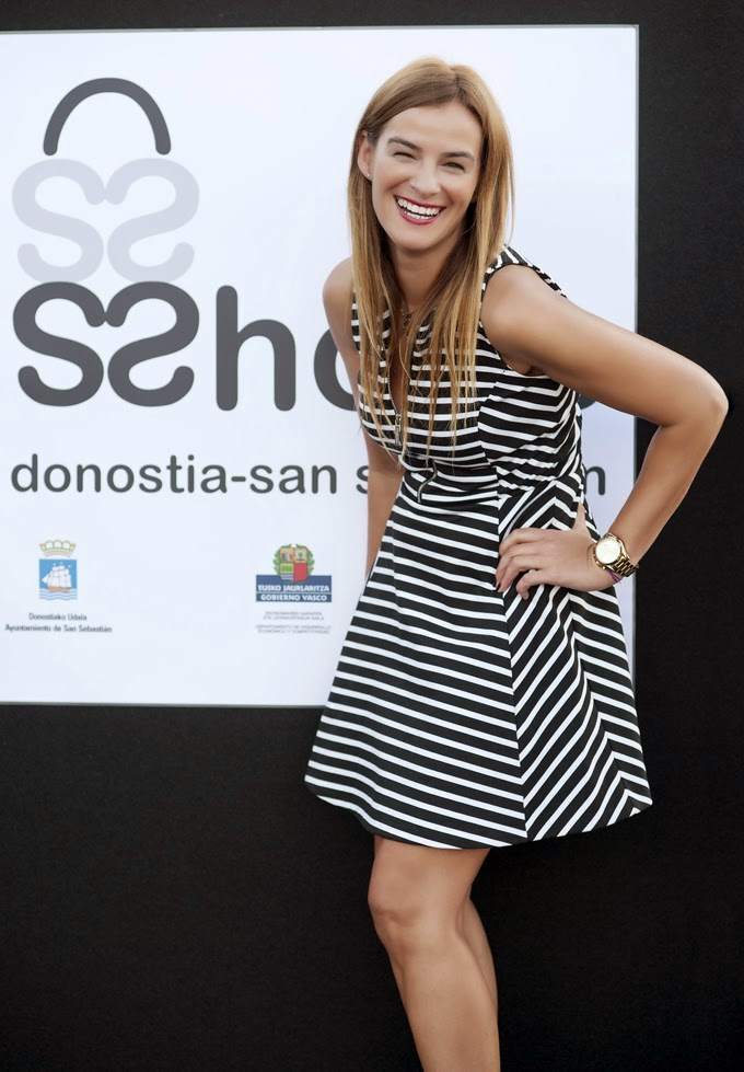 SShopsdonostia , entrevista , madrina Donostia , Lucía Díez , Es Cuestion de estilo , estilo , San Sebastian
