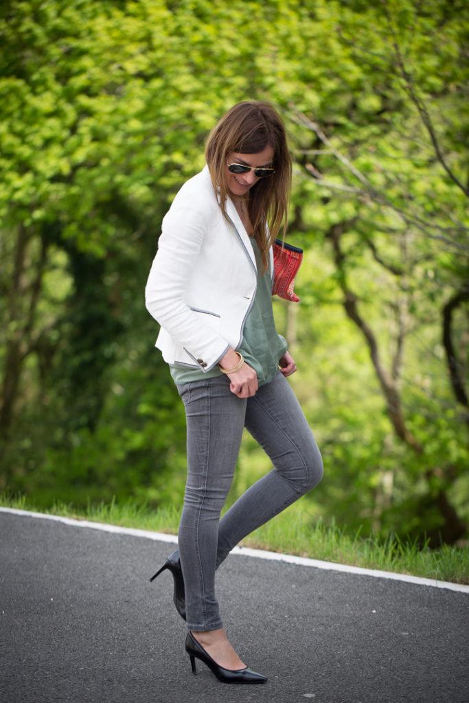 stilettos ,Bohodream, Kinue Boutique , es cuestion de estilo , street style, Lucía Díez, Pitillos ,Zara
