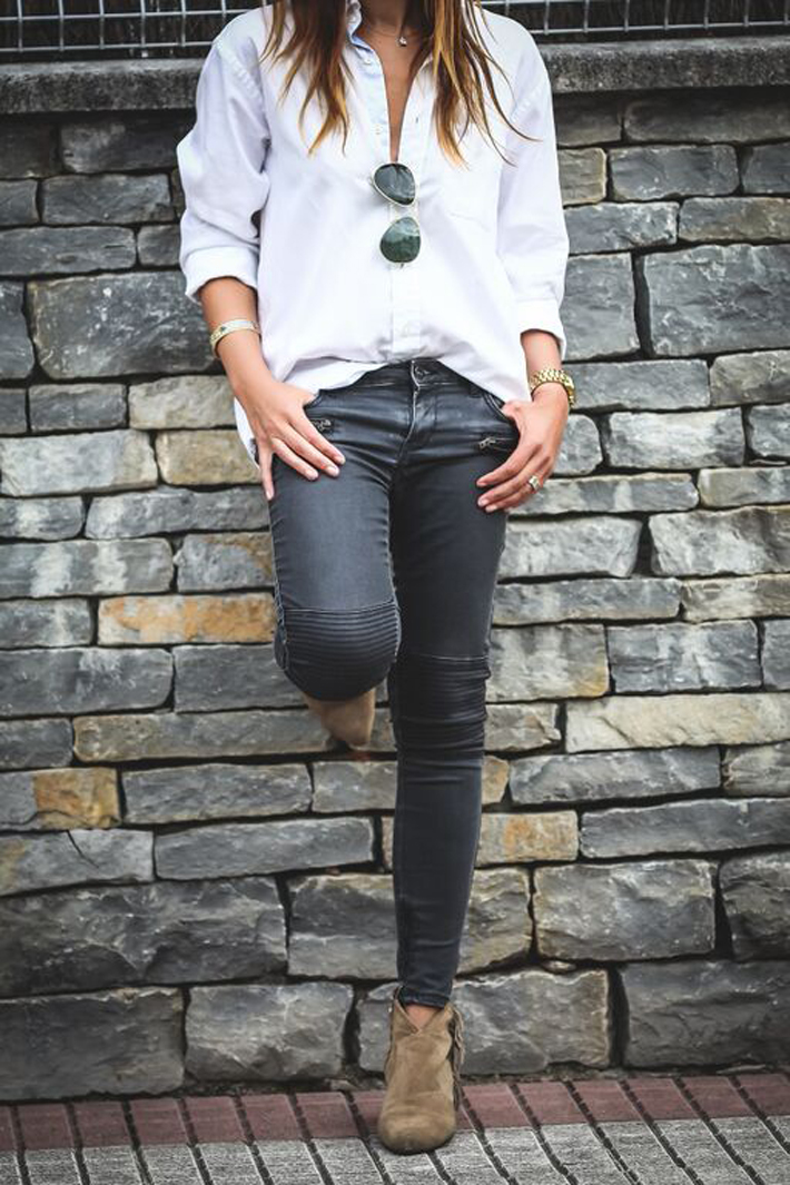 Camisa Blanca Oversize