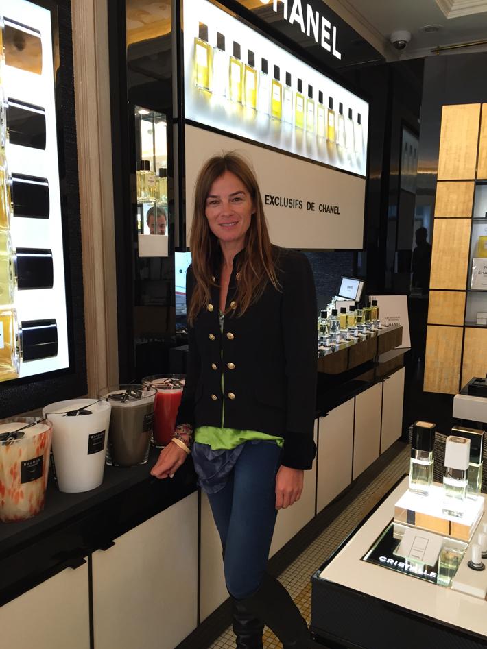 Linda Meredith , Benegas , Perfumeria Benegas , Lucía Díez , Es cuestion de estilo