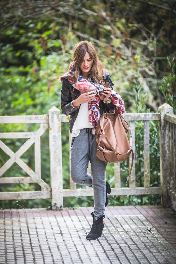 pañuelo, Zara, es cuestión de estilo, Lucía Díez,