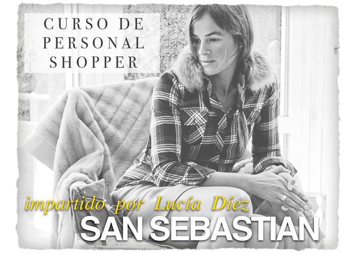 curso Personal Shopper , San sebastían , lucía Díez