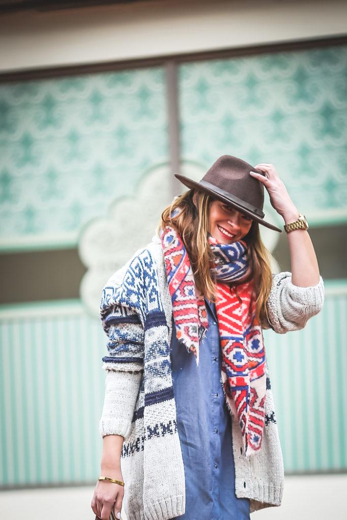 DDP , vestido , es cuestion de estilo , Lucía Díez , Blogger , Personal Shopper
