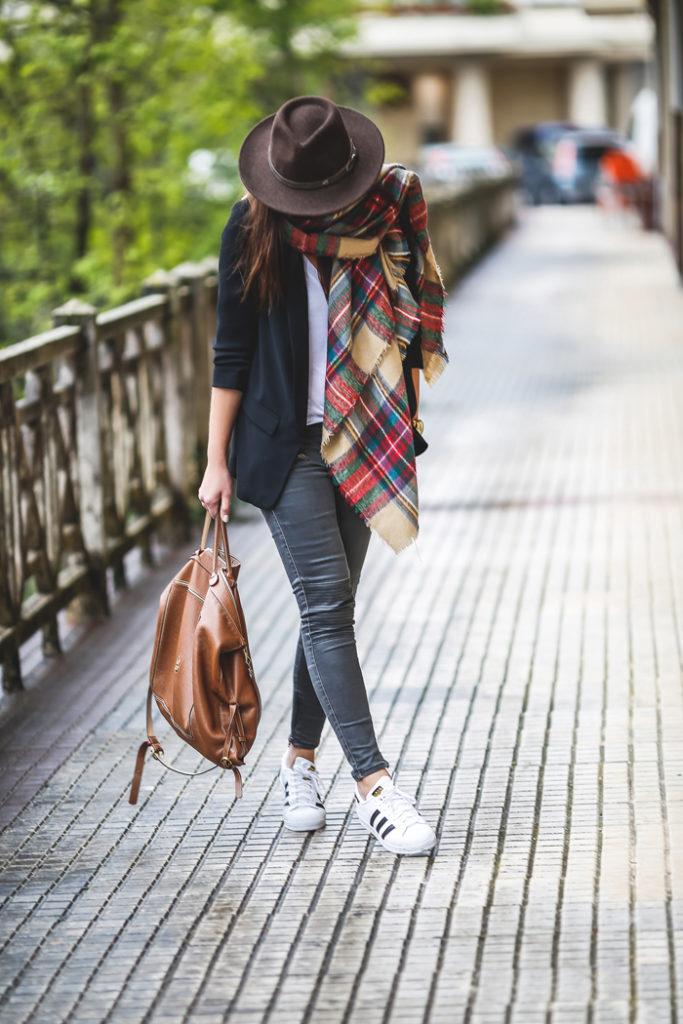 Adidas , tendencia , es cuestión de estilo , Lucía Díez , Personal Shopper , San Sebastián ,moda