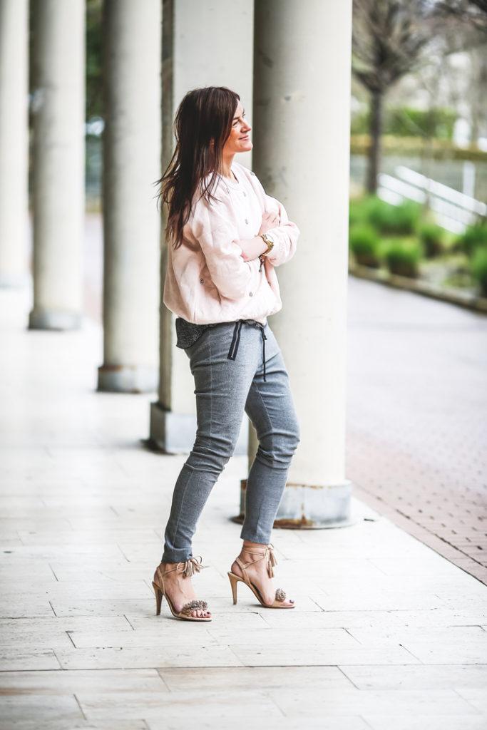 Rosa Cuarzo, , Es cuestion de estilo, Lucía Díez,  Ainhoa Etxeberria, Personal Shopper , San Sebastián