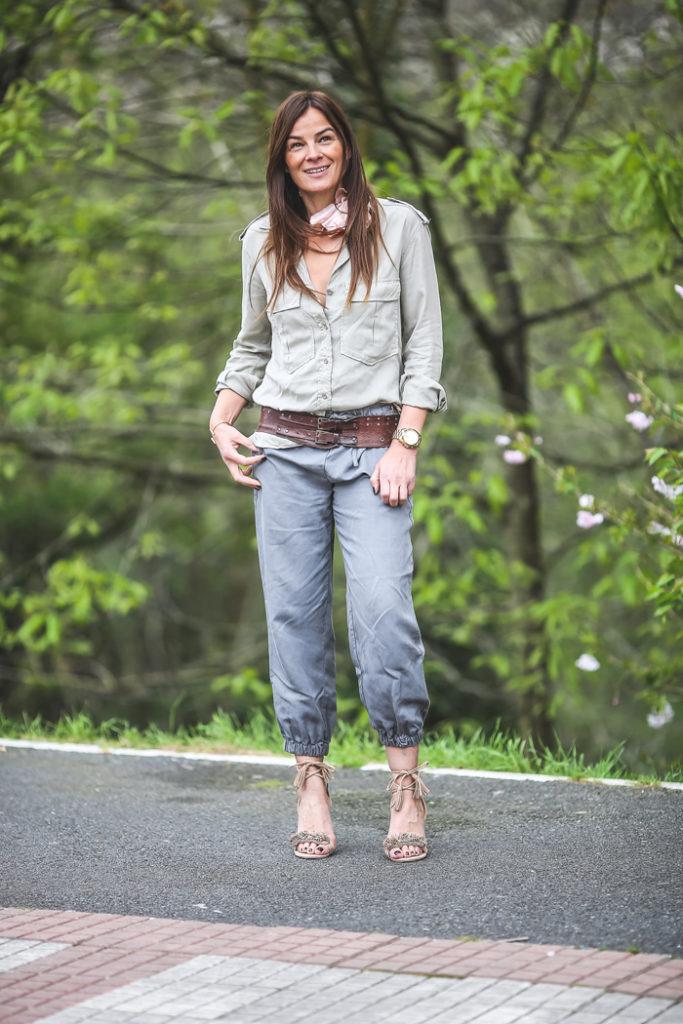 Looks , Mayo , Sandalias , encaje , Lucía Díez , es cuestión de estilo ,Personal Shopper , tendencias .