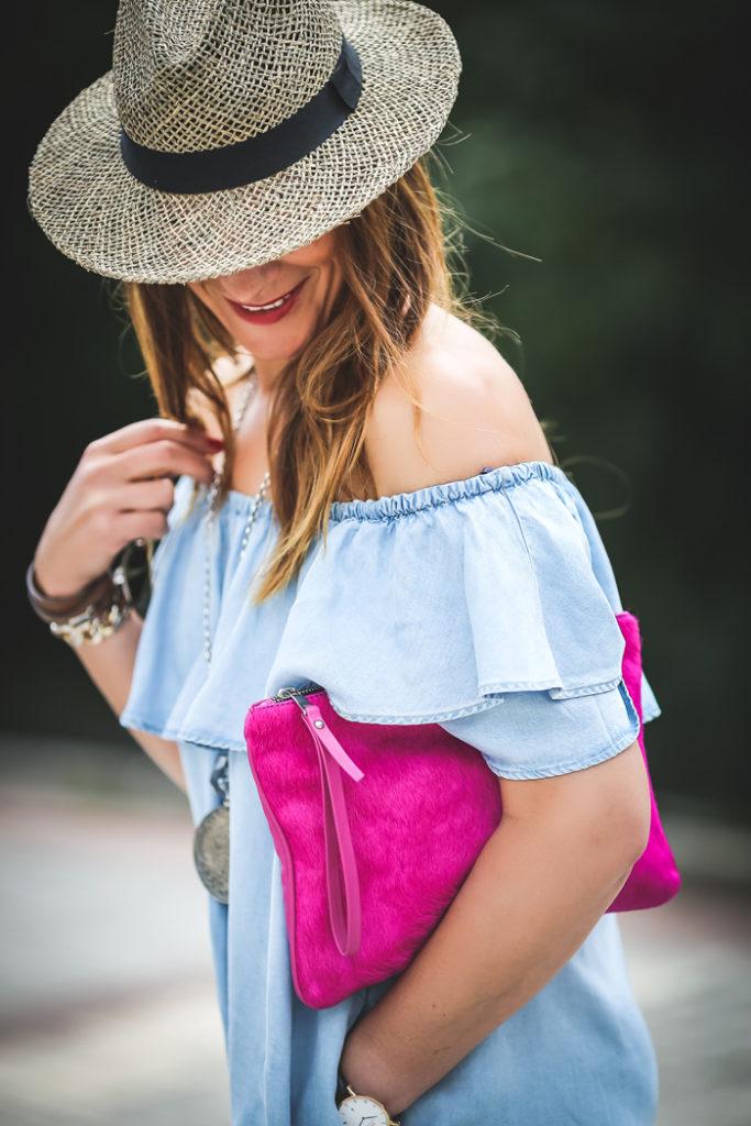 volantes , Sombrero , es cuestión de estilo , Lucía Díez , The Amity Company,
