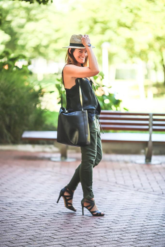 Look para el dia a dia , es cuestión de estilo , Lucía Díez , street style, Tendencia