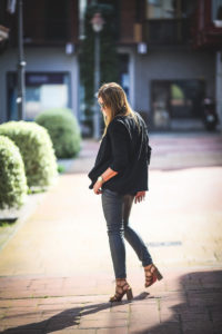 Total Look , Chaqueta Zara