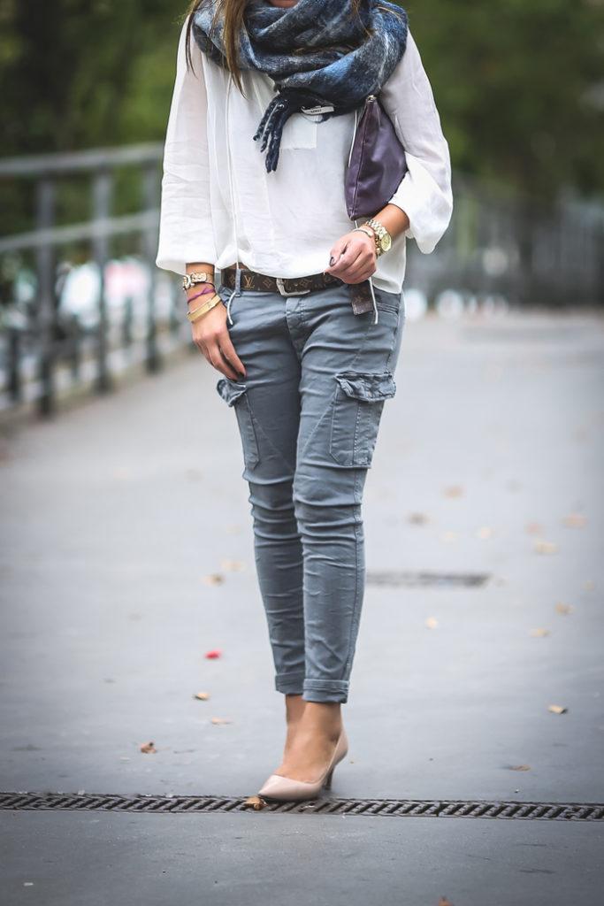 Pantalón cargo , Lucía Díez , es cuestión de estilo . Personal Shopper .