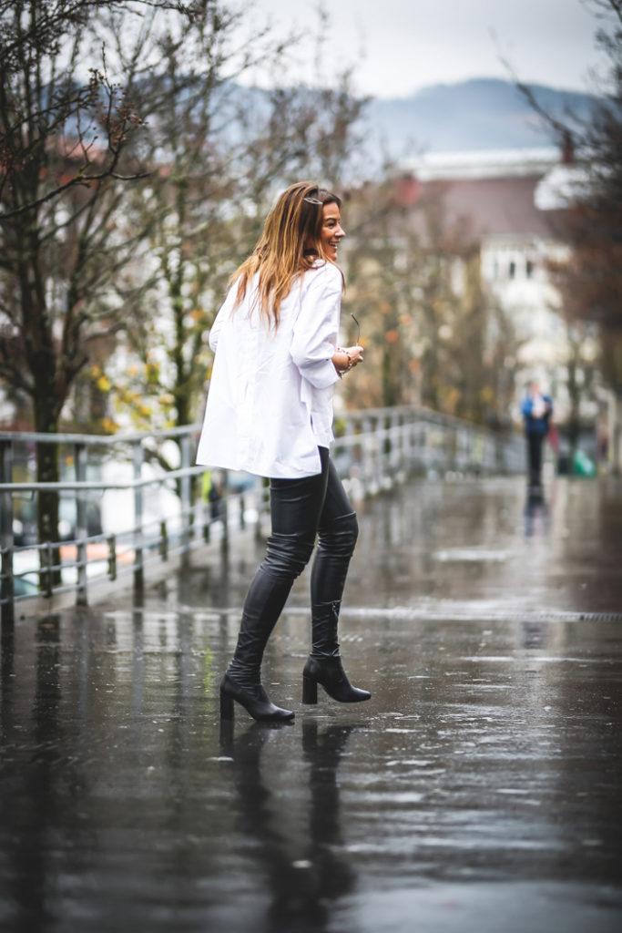 Personal Shopper , Camisa Blanca , Inspiracion . Es cuestion de estilo,