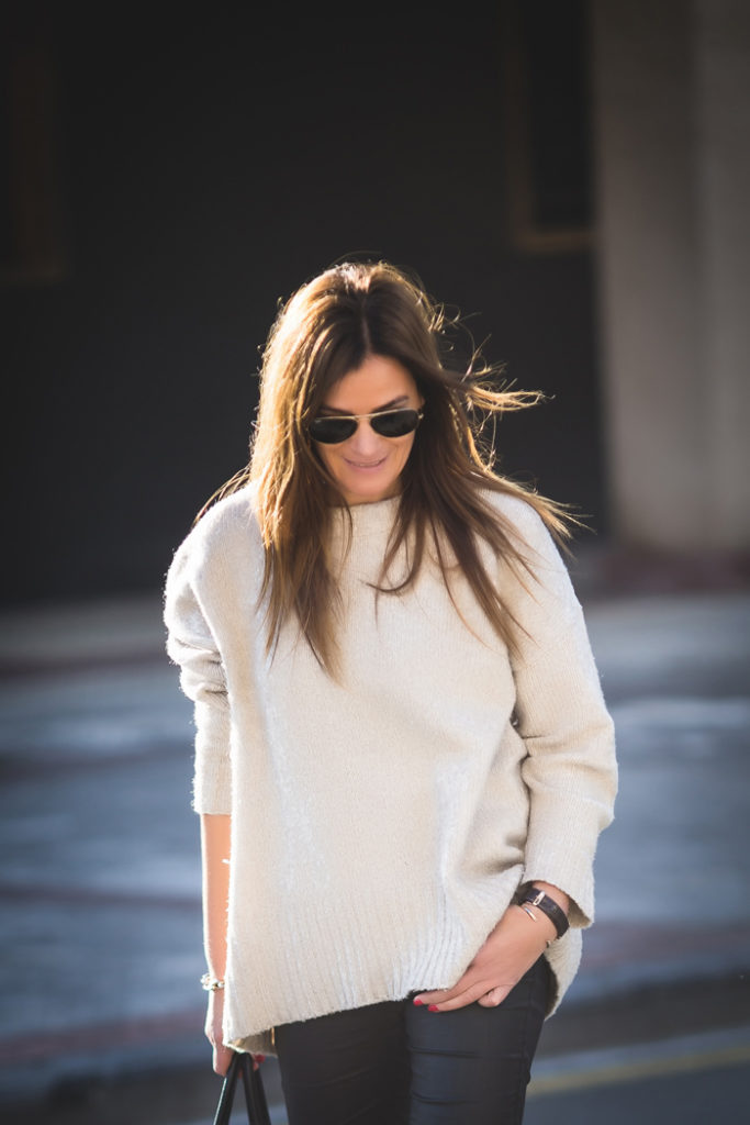 Outfits, día a día , bota tipo legging , es cuestión de estilo , Lucía Díez , Personal Shopper