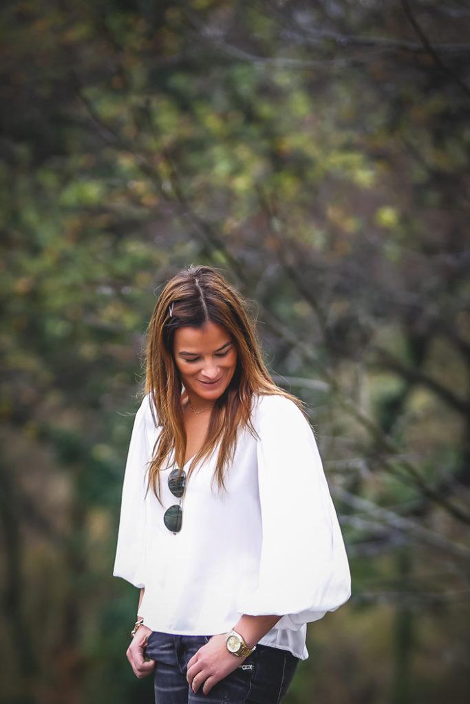 CLP , camisa blanca , lucía Díez , escuestiondestilo, Streetstyle , tienda online