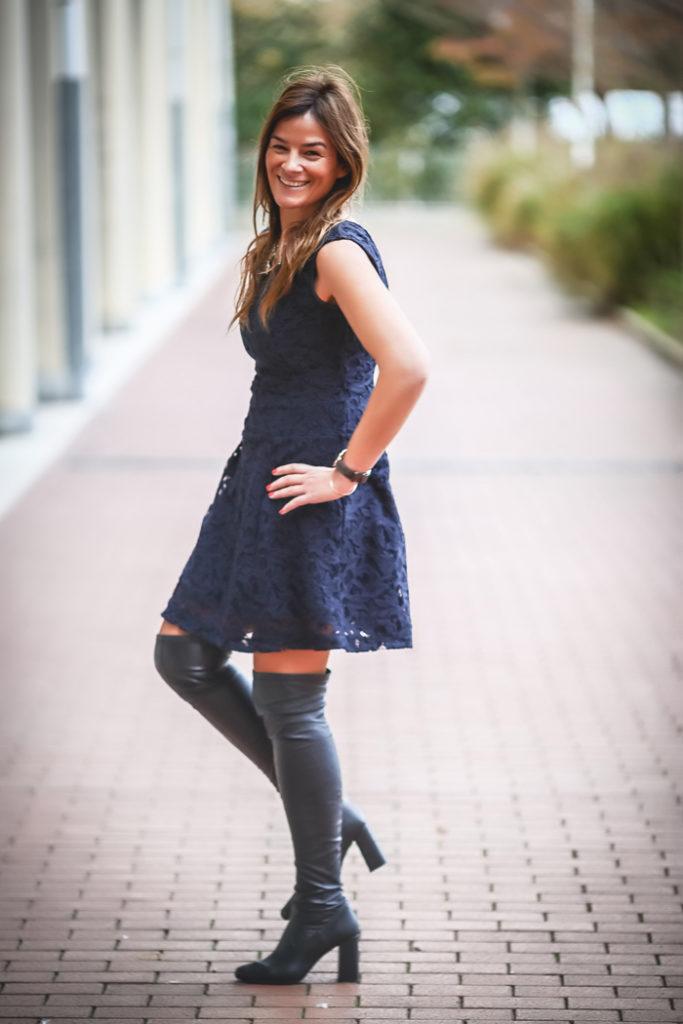 bota legging, street style, es cuestion de estilo , lucía Díez , Personal Shopper ,