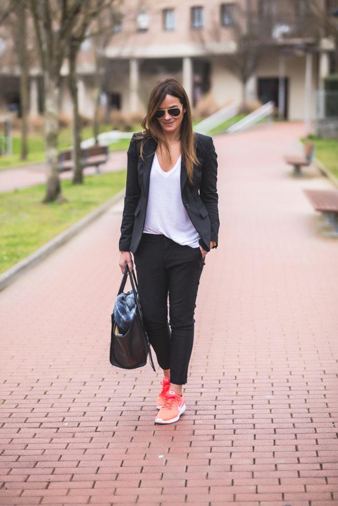 Look Sport , es cuestión de estilo , Lucía Díez , Personal Shopper , Sneakers , San Sebastián