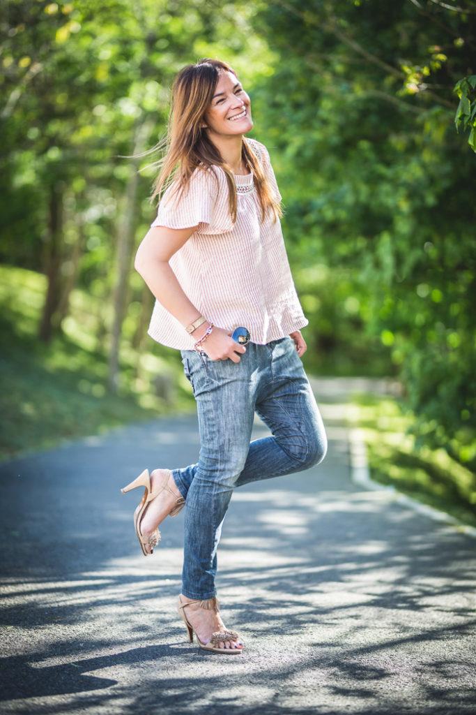Shop online , es cuestión de estilo ,Lucía Díez , Pantalones Baggys , Personal Shopper , estilo . Street style