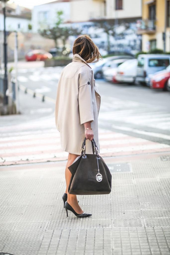 vestido , Parka , es cuestión de e .stilo , Lucía Díez , Personal Shopper , Shop online