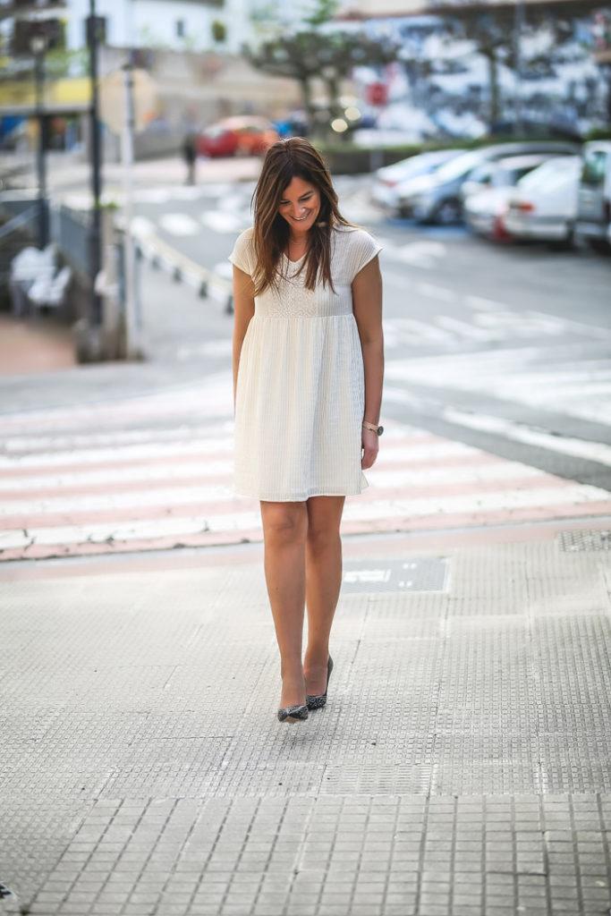 vestido , Parka , es cuestión de estilo , Lucía Díez , Personal Shopper , Shop online, street style