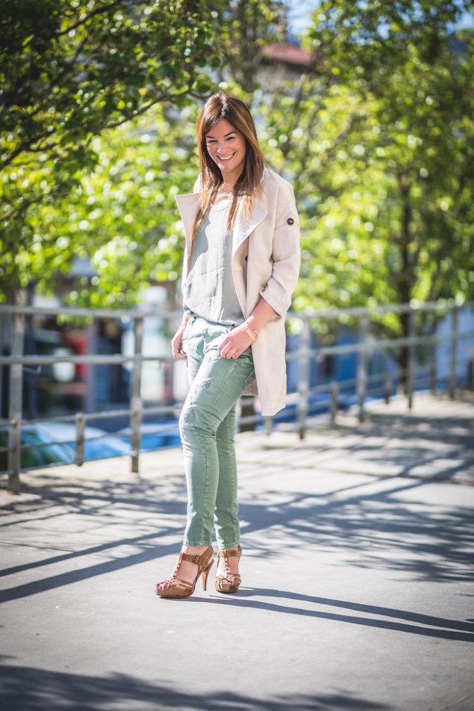 Pantalón baggy , tendencia , personal shopper , shop online , es cuestión de estilo