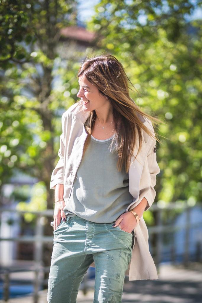 Pantalón baggy , tendencia , personal shopper , shop online , es cuestión de estilo .