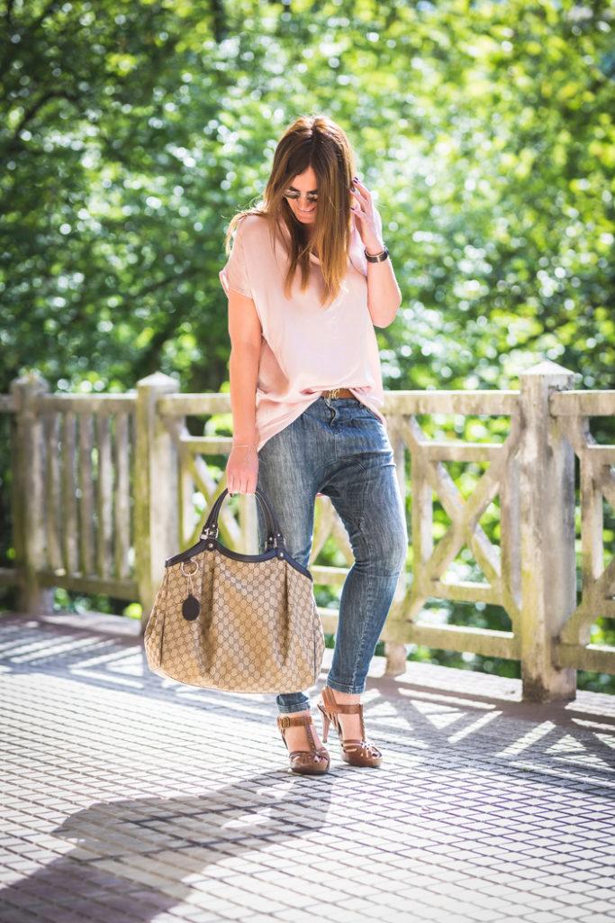 Camisa Rosa , tendencia , Personal Shopper , tienda online , Lucía Díez , Prada ,Gucci .