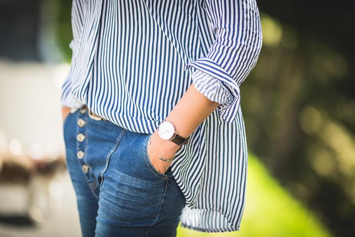 Camisa Rayas , lucía Díez , escuestiondestilo , Personal Shopper