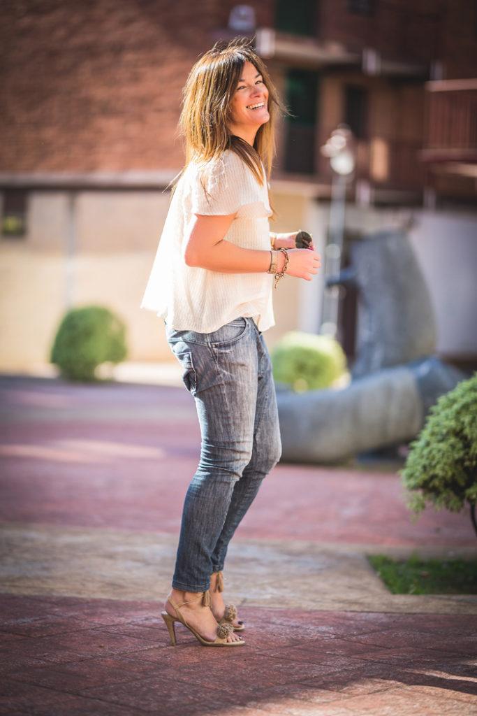 Blusa , es cuestion de estilo , shop online , lucía díez , personal shopper .