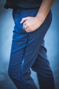 Pantalón Raya Lateral
