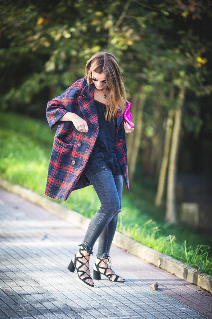 AAbrigo Cuadros, Personal Shopper, Lucía Díez, Es cuestión de estilo
