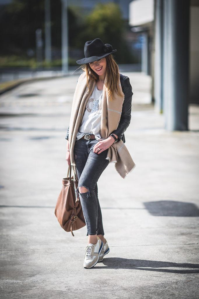 Love , camiseta básica , es cuestión de estilo , personal shopper , Lucía Díez