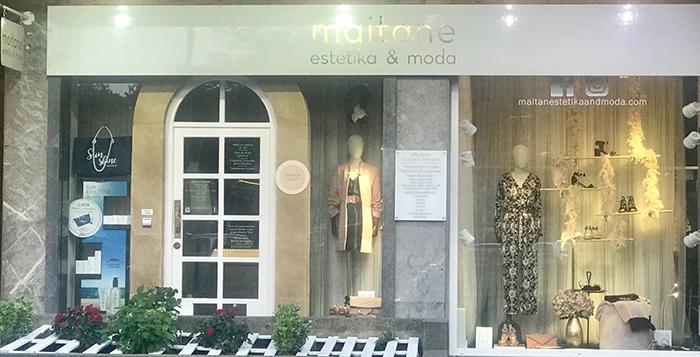 Showroom es cuestion de estilo , Gu San Sebastian , Frida ,MARAÏ&NKN Alzuaran , Norte , maitanestetika &moda ,Optica Uzuri,Geu, Noah
