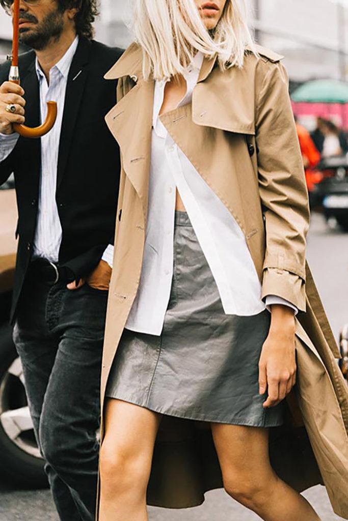 Trench, tendencia , es cuestion de estilo , LucíaDíez , gabardina,PersonalShopper.Tendencia 2018