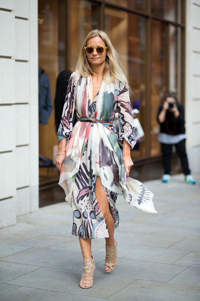 Kimono , Inspiración , Personal Shopper , Lucía Díez ,Kimono Largo , Kimono Verde