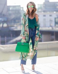 Kimono Inspiración