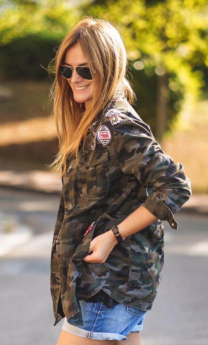 Look Militar