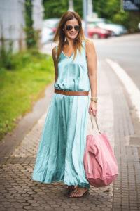 Vestido Lencero. New Shop Online